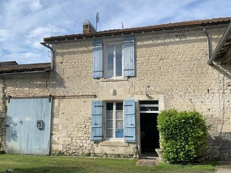 A vendre maison Chaniers 17610; 87000 €