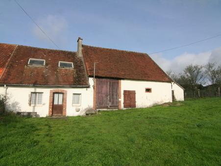 vente maison LANTY 50m2 34500€