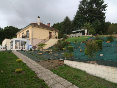 vente maison LUZY 137800 €
