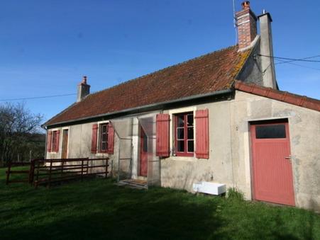 vente maison LUZY 88m2 70500€