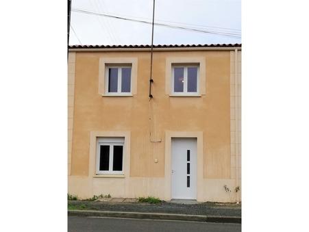 House € 137800  Réf. 644 Salles sur Mer