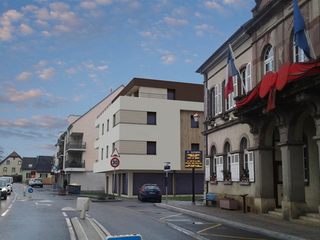 New from 162000 €  sur Illfurth (68720) - Réf. 1226x/19