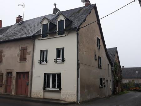 vente maison BOURG LASTIC 60500 €