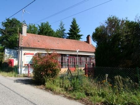 vente maison Saint-Seine 85m2 39500€