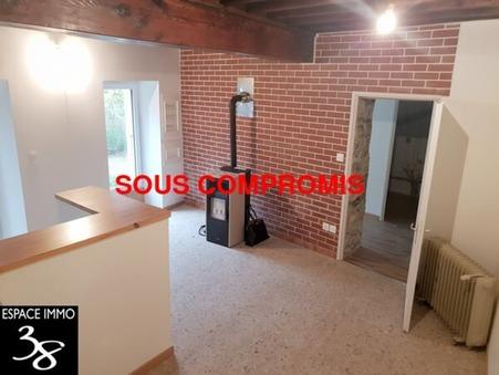 Maison 79000 €  sur La Motte St Martin (38770) - Réf. jf2097
