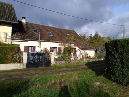 vente maison LA CELLE EN MORVAN 130m2 81000€