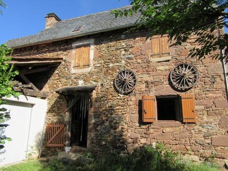 Maison sur Conques ; 86346 € ; A vendre Réf. 523