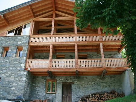 Maison sur Bourg St Maurice ; 860000 € ; Vente Réf. 19020
