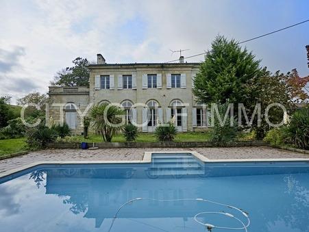 Vente propriété 788000 €  Ste Eulalie