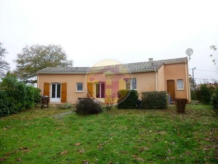 vente maison ESSE 111m2 159000€