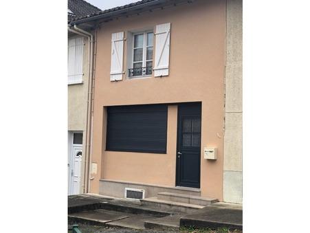 location appartement Nieul 65m2 526€