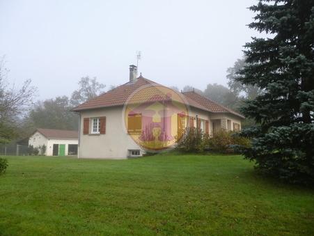 vente maison Saint-Junien 130m2 199280€