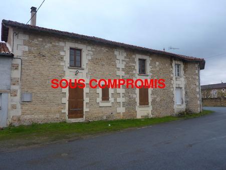 Vente Maison Chasseneuil sur bonnieure Réf. 1759-19 - Slide 1