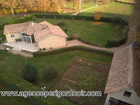 vente maison LA CHAPELLE AUBAREIL 164m2 280500€
