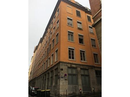 vente appartement Lyon 1er arrondissement 81m2 485000€