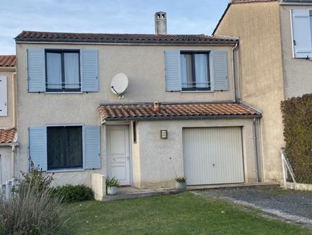 vente maison COULOUNIEIX CHAMIERS 90m2 139100€