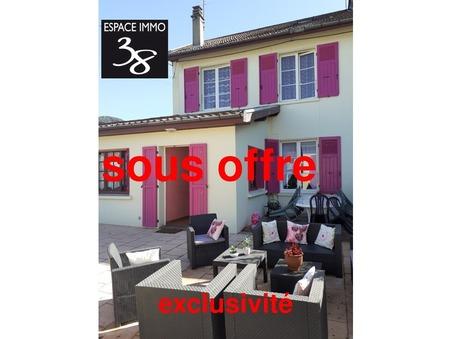 A vendre maison Champ sur Drac 38560; 247000 €