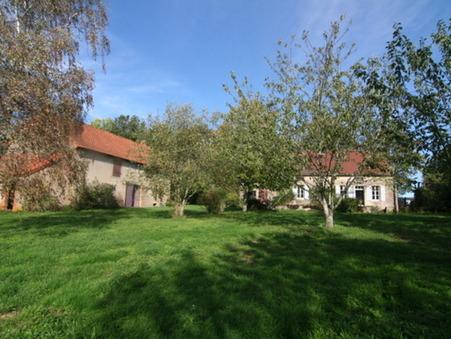 vente maison ISSY L'EVEQUE 82m2 96500€