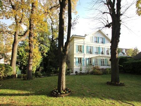 vente maison LE VESINET 170m2 1450000€