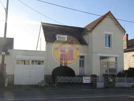 vente maison CHABANAIS 142m2 119840€