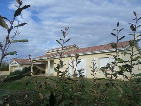 Loue maison FONTENILLES 155 m² 1 325  €