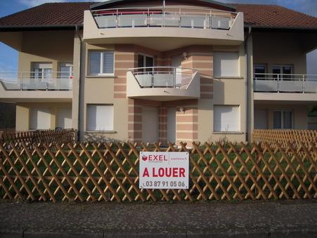 location appartement Saint-Avold 465 €