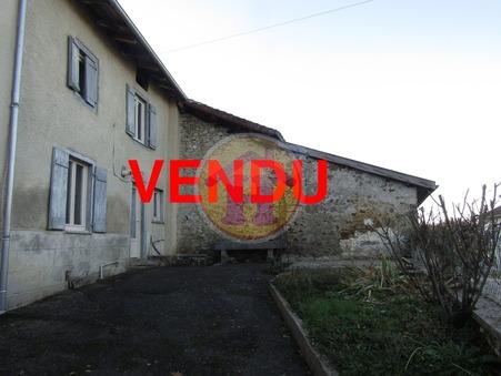 vente maison Saint-Victurnien 101m2 36000€