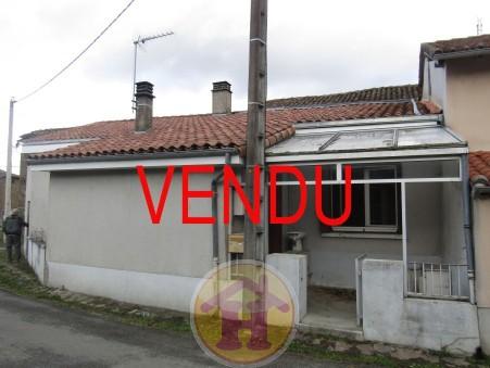 vente maison CHASSENON 67m2 33000€