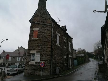 A vendre maison Pont d'Ouilly 14690; 44999 €