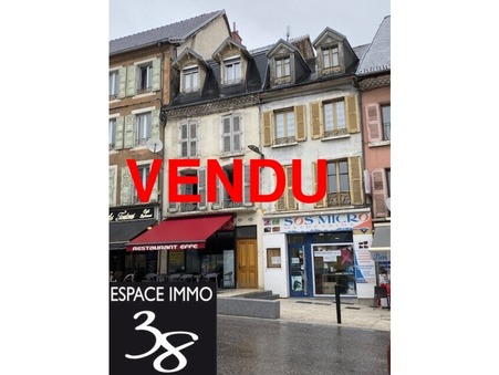 Vente appartement 95000 €  La Mure