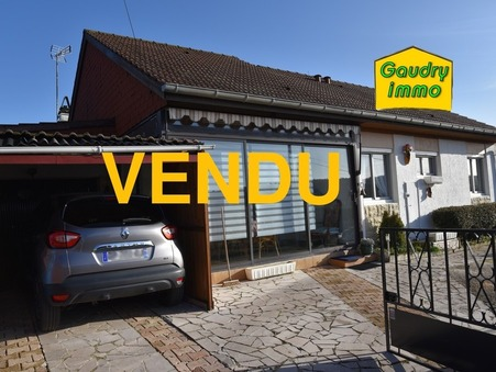 A vendre maison SELONGEY 87 m²  120 000  €