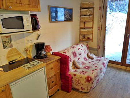 Vente apartment € 69000  Les Carroz d'Araches