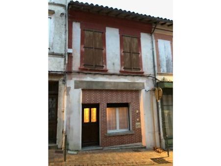 Vente Maison LE FOUSSERET Réf. 4255 - Slide 1
