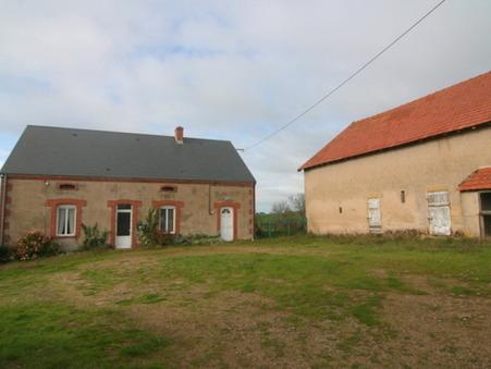 vente maison ISSY L'EVEQUE 110m2 86500€