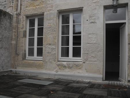 A louer appartement 550 €  Saintes
