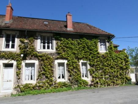vente maison LUZY 169600 €