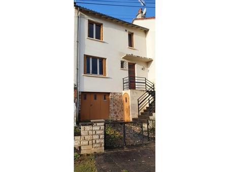 Maison 66000 € sur Montlucon (03100) - Réf. 6910-5913