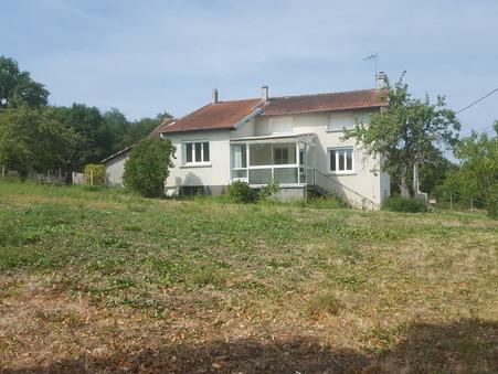 Vente maison 103550 € Domerat