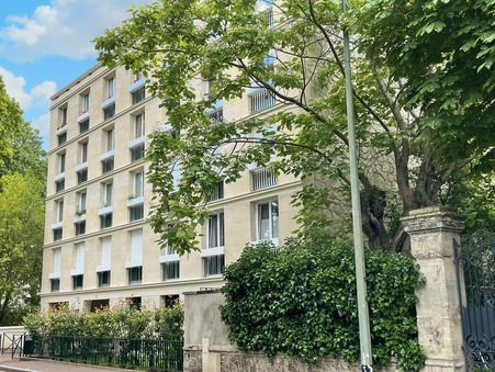 vente appartement LE VESINET 61m2 420000€