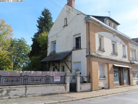 vente maison LUZY 111500 €