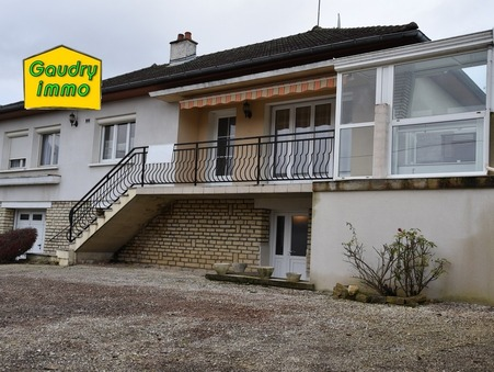 vente maison Saint-Seine-sur-Vingeanne 110m2 155500€
