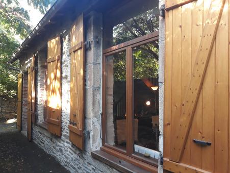 A vendre maison St Yrieix la Perche 87500; 67000 €
