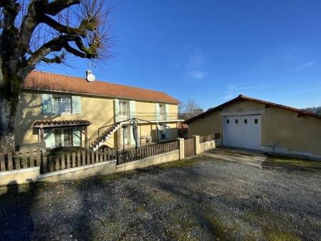 vente maison COURSAC 130m2 187250€