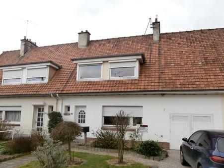 Maison sur Hesdin ; 605 €  ; Location Réf. AC261