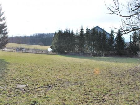 vente terrain FONCINE LE BAS 74000 €
