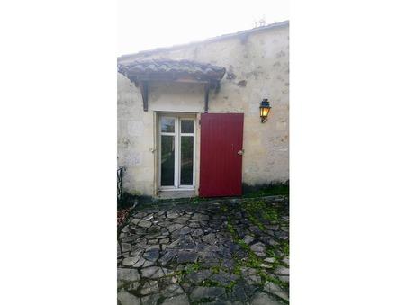 vente maison PAILLET 60m2 155000€
