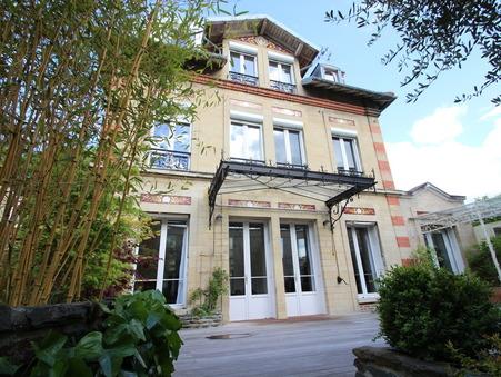 vente maison LE VESINET 200m2 1560000€