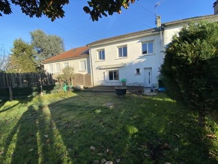 vente maison COULOUNIEIX CHAMIERS 90m2 127440€