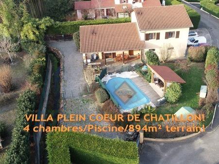 Vente Maison CHATILLON 140m2 439.000€