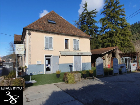 Fonds de commerce 214 000 €  sur Monestier de Clermont (38650) - Réf. SPD2137